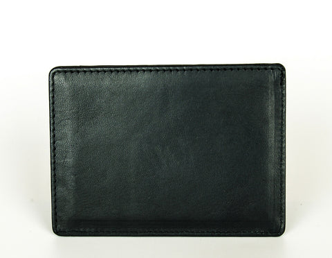 Handmade leather wallet from Axess Front Pocket Wallets