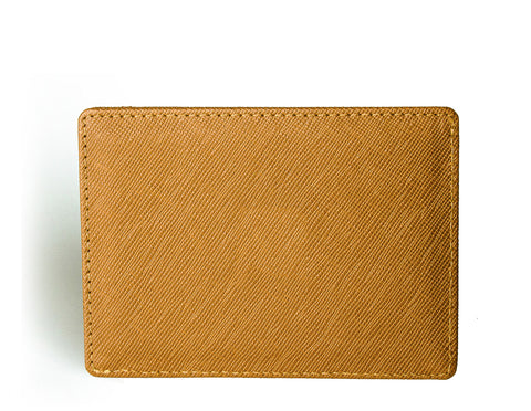 Saffiano wallet from Axess Front Pocket Wallets