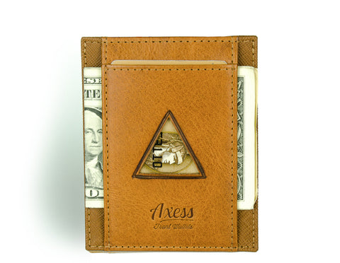 Best front pocket wallet from Axess Front Wallets