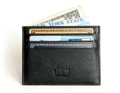 Credit card wallet from Axess Front Pocket Wallets