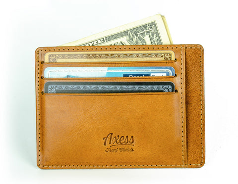 Best mens wallet from Axess Front Pocket Wallets