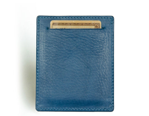 Thin Wallet, Small Wallet in Tuscany leather from Axess