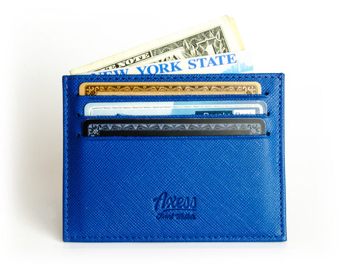 Credit card holder wallet from Axess Front Wallets