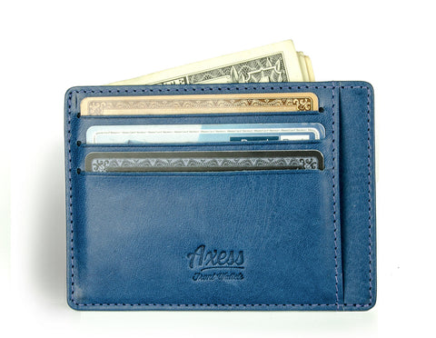 RFID wallet from Axess Front Pocket Wallets