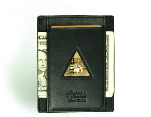 Thin wallet from Axess Front Pocket Wallets