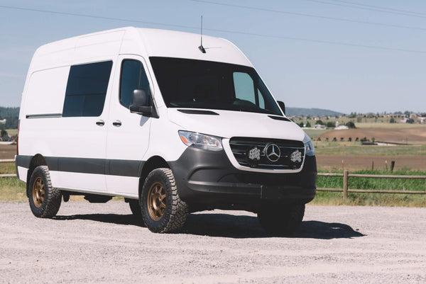 "VAN COMPASS SPRINTER 2"" VS30 LIFT KIT (2019+ 2500 / 3500 DIESEL RWD)"