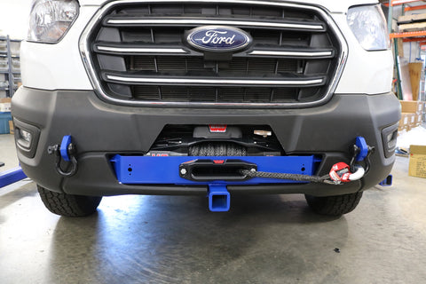FORD TRANSIT FRONT WINCH BUMPER (2013-PRESENT)