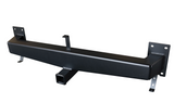 Ram Promaster front hitch bumper by Van Compass