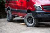 "STAGE 5 - VAN COMPASS™ STRIKER 4X4 SPRINTER 2"" LIFT KIT WITH FOX SHOCKS AND FRONT SUMO SPRINGS (2007-CURRENT 2500 4WD SINGLE REAR WHEEL)"