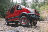 STAGE 6.5 - VAN COMPASS SUSPENSION PACKAGE WITH FALCON aDAPT e-ADJUST SHOCKS - SPRINTER 4X4 (2007-CURRENT 2500)
