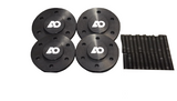 WHEEL SPACERS FOR 2007+ SPRINTER - 14MM THICK