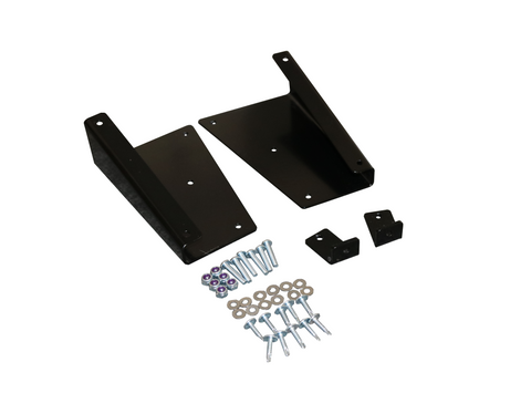 VAN COMPASS™ MERCEDES SPRINTER 2019+ BIG TIRE MUDFLAP BRACKET RELOCATION KIT (2019+)