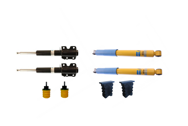 BILSTEIN HD SHOCK UPGRADE WITH FRONT/REAR SUMO SPRINGS (1994-2006) 2WD 2500 SPRINTER
