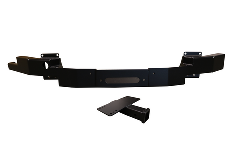 VAN COMPASS™ MERCEDES SPRINTER FRONT WINCH BUMPER (2015-2018, 2500/3500)