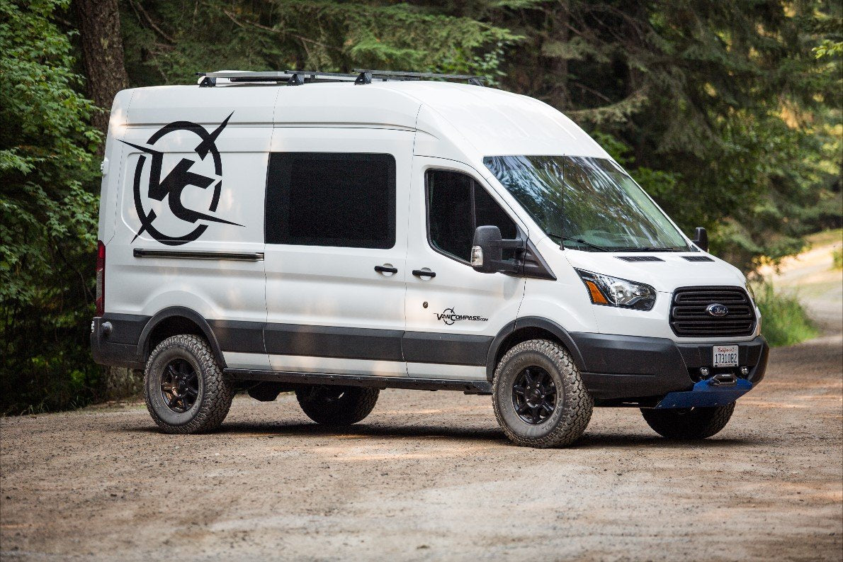 sprinter van lift kit suspension