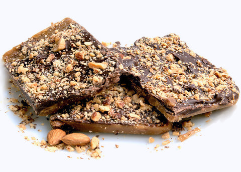 Gourmet Almond Toffee