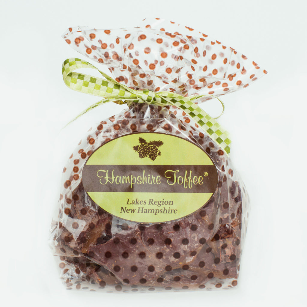 Semi-Sweet Chocolate Toffee - 8 oz.