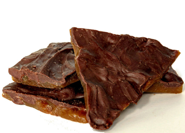 Semi-Sweet Chocolate Toffee - 4 oz.