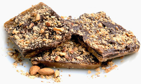 Almond Toffee - 4 oz.