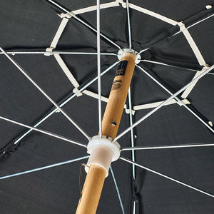 Jardin Umbrella | Black 2.1 M