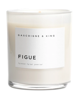 Luxury Scented Candle | Figue