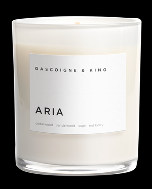 Luxury Scented Candle | Aria