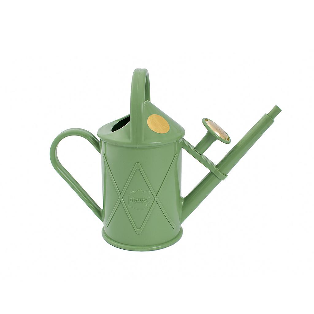 Indoor plastic watering can by Haws