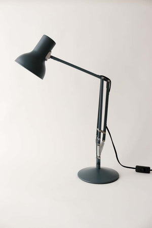 Mini Desk Lamp | Slate Grey