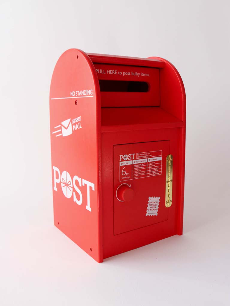 Iconic Toy Post Box