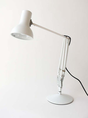 Mini Desk Lamp | Alpine White