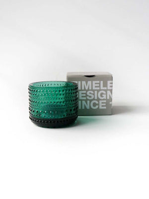 Kastehelmi Votive | Emerald Green