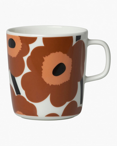 Unikko Large Mug | Brown