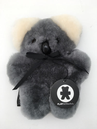Flatout Bear in Koala Grey (Large)