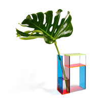 Load image into Gallery viewer, Mondri Neon vase