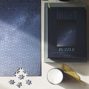 Night sky 500 piece puzzle
