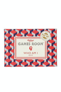 Who Am I ? | Games Room
