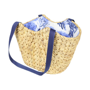 Market Lane Basket | Blue