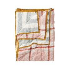 Load image into Gallery viewer, Floss/Fog Double Sided Quilt
