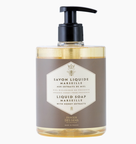Panier Des Sens Honey Collection Liquid Soap