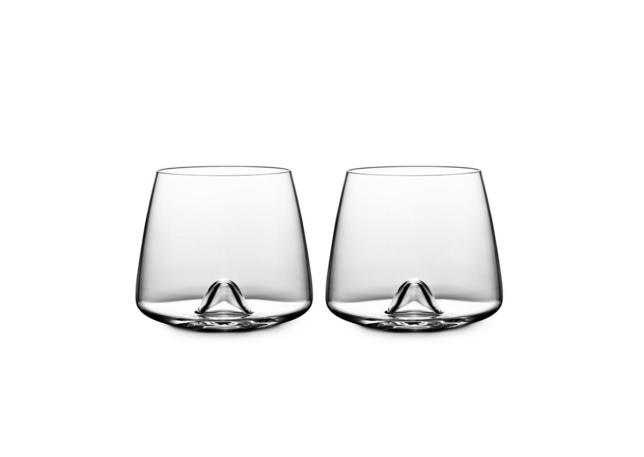 Normann Copenhagen Whisky Glasses (Set of 2)