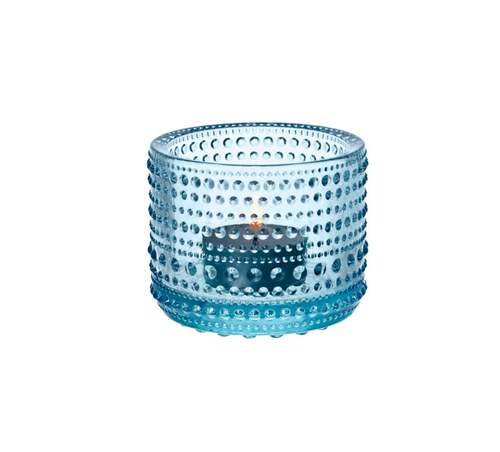 Iittala Votive (Light Blue)