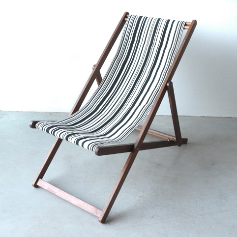 Deckchair | Cotton Stripe