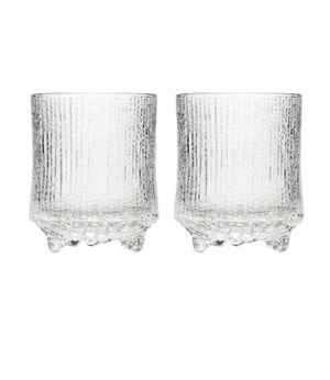Ultima Thule Tumbler 280ml Set Of 2 Clear