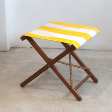Load image into Gallery viewer, Folding Stool - Block Stripe