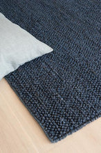 Load image into Gallery viewer, Te Oka Indigo Rug - 200x300 cm