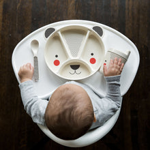 Load image into Gallery viewer, Bear Baby Bamboo Dinnerware