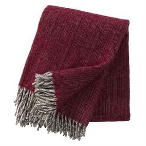 Bjork Anenome Wool Throw