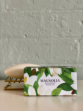 Load image into Gallery viewer, Magnolia soap pebble soap
