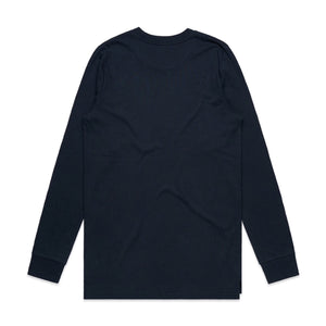 Long sleeve Men's Tee Shirt | Navy