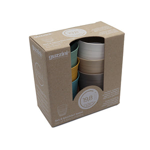 Set of 6 Low Tumblers - Tierra